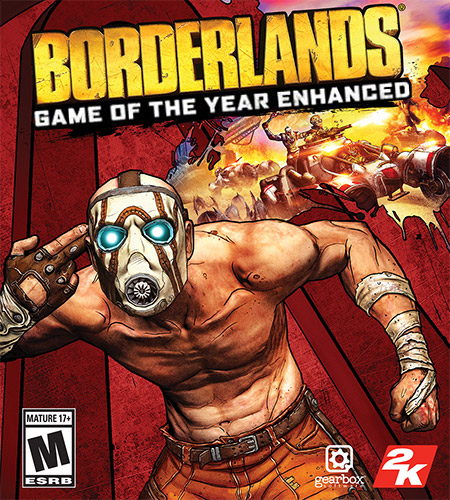 BORDERLANDS: GAME OF THE YEAR ENHANCED + MULTIPLAYER