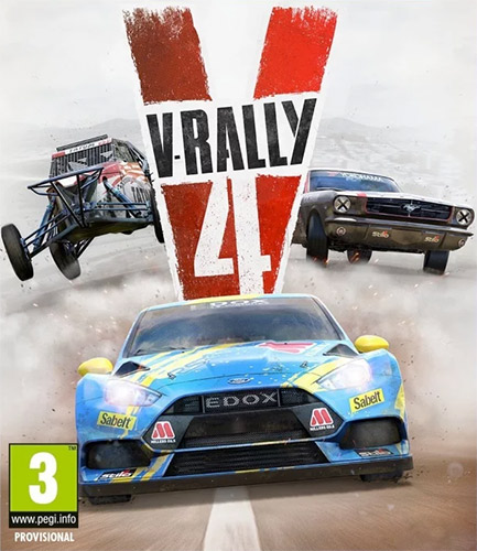 V-RALLY 4: DAY ONE EDITION + DLC