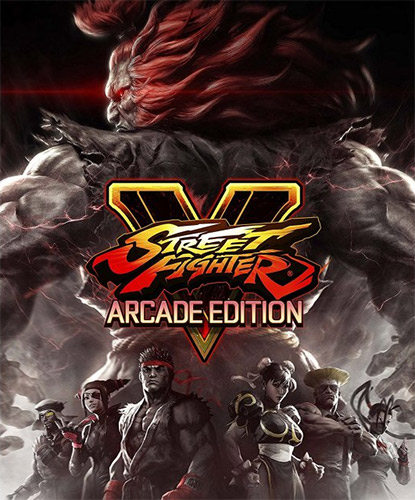 STREET FIGHTER V: ARCADE EDITION – V3.060 + 15 DLCS