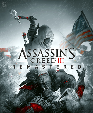 ASSASSIN'S CREED 3: REMASTERED + DAY 1 PATCH + ALL DLCS + AC LIBERATION