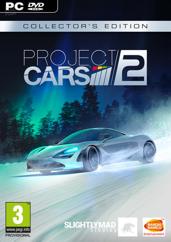 PROJECT CARS 2 – V6.0.0.0.1056 + 5 DLCS + MULTIPLAYER