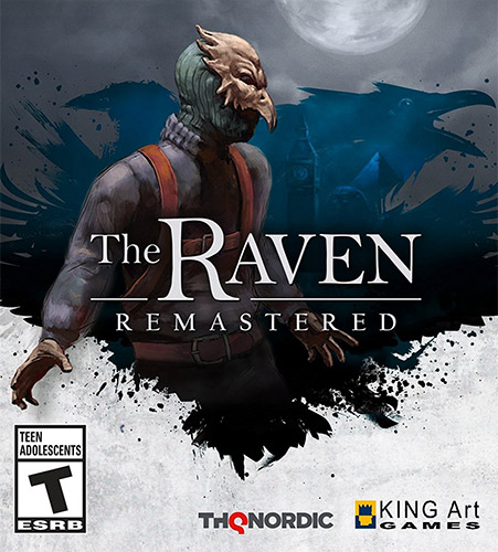 THE RAVEN REMASTERED: DIGITAL DELUXE EDITION