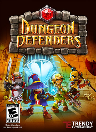 DUNGEON DEFENDERS – V8.3 + ALL DLCS