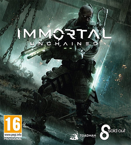 IMMORTAL: UNCHAINED V1.10 + 3 DLCS