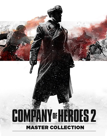 COMPANY OF HEROES 2: MASTER COLLECTION – V4.0.0.21748 + ALL DLCS