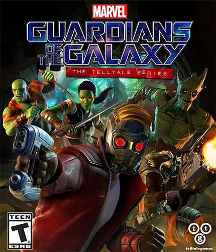 MARVEL'S GUARDIANS OF THE GALAXY: THE TELLTALE SERIES – COMPLETE SEASON