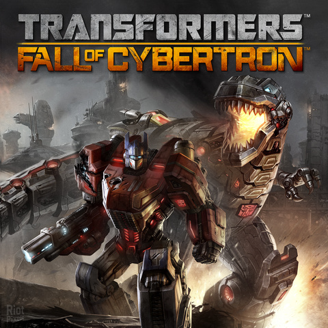 TRANSFORMERS: FALL OF CYBERTRON + 3 DLCS