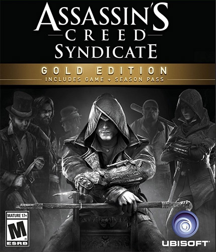 ASSASSIN'S CREED: SYNDICATE – GOLD EDITION – V1.51 + ALL DLCS