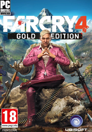 FAR CRY 4: GOLD EDITION – V1.10 + ALL DLCS