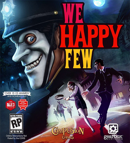 WE HAPPY FEW – V1.9.88874 + ALL DLCS