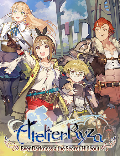 ATELIER RYZA: EVER DARKNESS & THE SECRET HIDEOUT – DIGITAL DELUXE EDITION + 8 DLCS
