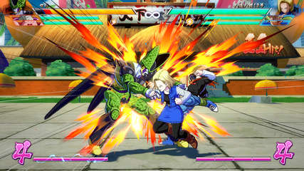 DRAGON BALL FIGHTERZ – V1.18 + 26 DLCS + MULTIPLAYER