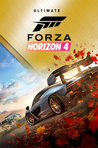 FORZA HORIZON 4: ULTIMATE EDITION – V1.380.112.2 + ALL DLCS