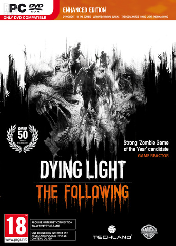DYING LIGHT: THE FOLLOWING – ENHANCED EDITION – V1.23.0 + ALL DLCS + DEVTOOLS + MULTIPLAYER