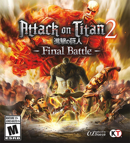 ATTACK ON TITAN 2: FINAL BATTLE + ALL DLCS