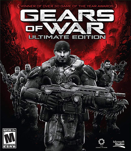 GEARS OF WAR: ULTIMATE EDITION – V1.10