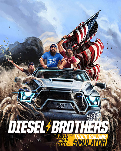 DIESEL BROTHERS: TRUCK BUILDING SIMULATOR – V1.0.9139 + CUSTOM TUNING PARTS DLC