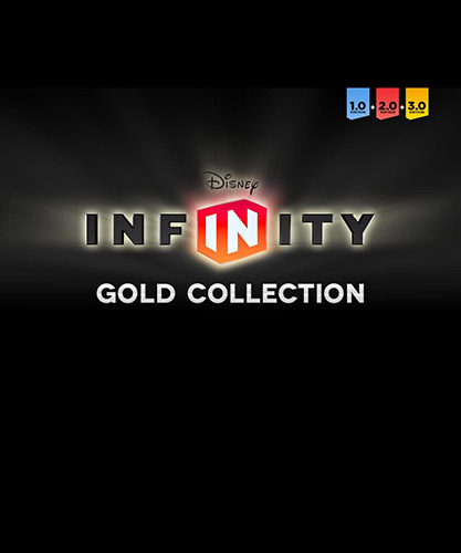 DISNEY INFINITY: GOLD COLLECTION – 1.0 + 2.0 + 3.0