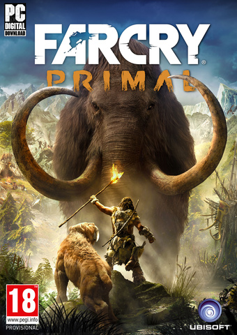 FAR CRY: PRIMAL – APEX EDITION – V1.3.3 + ALL DLCS + ULTRA HD TEXTURES