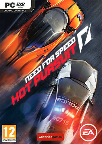 NEED FOR SPEED: HOT PURSUIT – V1.0.5.0S + ALL DLCS