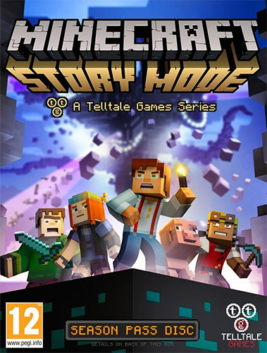 MINECRAFT: STORY MODE – COMPLETE SEASON (EPISODES 1-8)