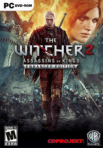 THE WITCHER 2: ASSASSINS OF KINGS – ENHANCED EDITION, V3.4.4.1 + BONUS CONTENT