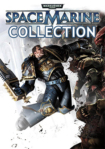 WARHAMMER 40,000: SPACE MARINE COLLECTION – V1.0.165 + ALL DLCS