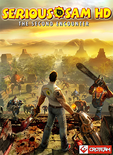 SERIOUS SAM HD: THE SECOND ENCOUNTER – BUILD 263699 + ALL DLCS