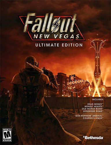 FALLOUT: NEW VEGAS – ULTIMATE EDITION – V1.4.0.525 GOG