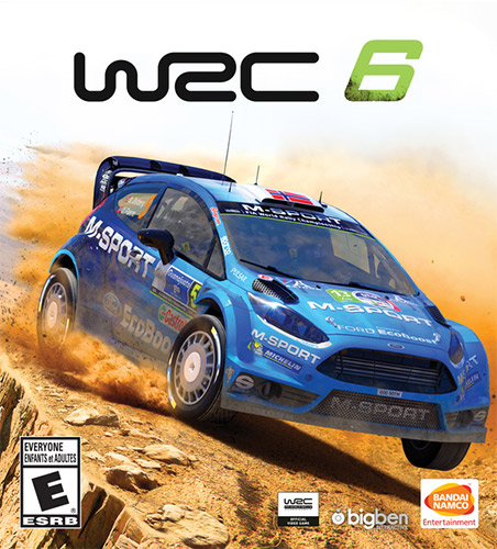 WRC 6 FIA WORLD RALLY CHAMPIONSHIP – V1.0.53 + DLC + MULTIPLAYER