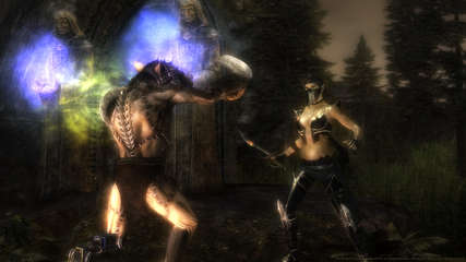 TWO WORLDS 2: CALL OF THE TENEBRAE – V2.0 + UPDATE 1