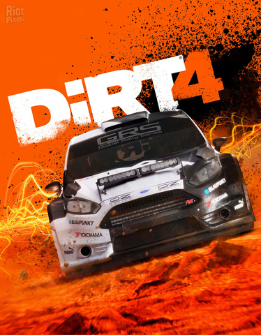 DIRT 4 – V1.02 + HOTFIX + 3 DLCS
