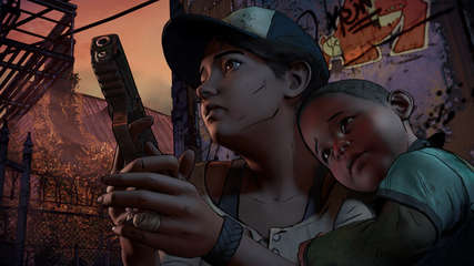 THE WALKING DEAD: A NEW FRONTIER – COMPLETE SEASON