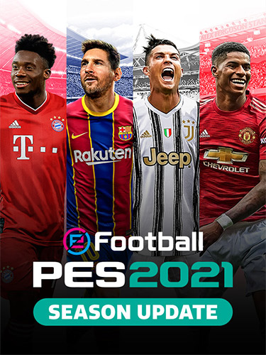 EFOOTBALL PES 2021 SEASON UPDATE – V1.01.00 DATA PACK 1.00