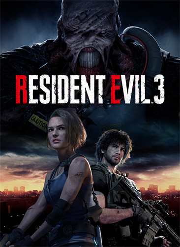 RESIDENT EVIL 3 – BUILD 5269288/UPDATE 3 + 2 DLCS