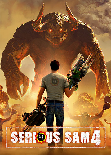 SERIOUS SAM 4: DIGITAL DELUXE EDITION – V1.01 HOTFIX / BUILD 557352/5595962 + DLC + BONUS + MULTIPLAYER