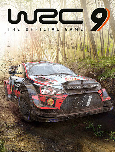 WRC 9 FIA WORLD RALLY CHAMPIONSHIP – DELUXE EDITION + 4 DLCS
