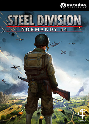 STEEL DIVISION: NORMANDY 44 – BUILD 80629