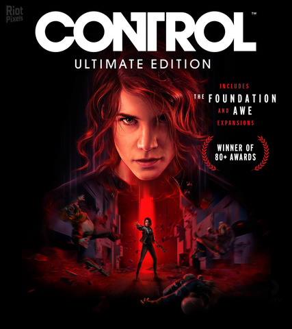 CONTROL: ULTIMATE EDITION – V1.12 (STEAM) + 2 DLCS + UNLOCKERS