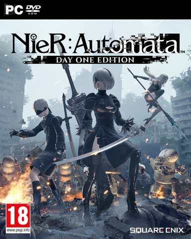 NIER: AUTOMATA – DAY ONE EDITION + UPDATE 1 + DLC