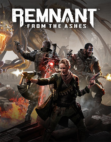REMNANT: FROM THE ASHES – V248020 + 10 DLCS