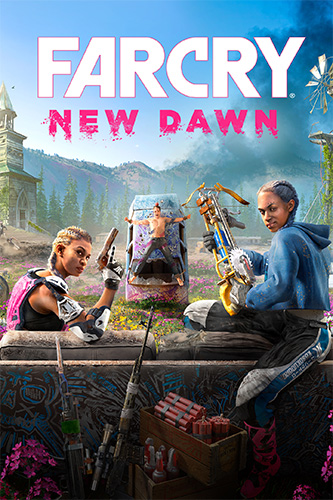 FAR CRY: NEW DAWN – DELUXE EDITION, V1.0.5+ ALL DLCS + HD TEXTURE PACK