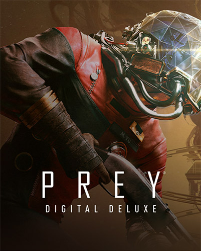 PREY: DIGITAL DELUXE EDITION – BUILD 10966486 (38551) GOG + 2 DLCS