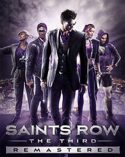 SAINTS ROW: THE THIRD – REMASTERED + ALL DLCS + LAN/ONLINE MULTIPLAYER