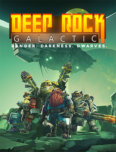 DEEP ROCK GALACTIC – V1.30.40104.0 + 4 DLCS + MULTIPLAYER
