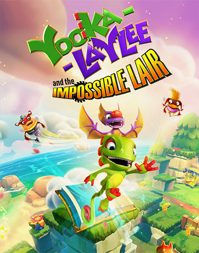 YOOKA-LAYLEE AND THE IMPOSSIBLE LAIR + NOT SO IMPOSSIBLE LAIR UPDATE + DLC + BONUS CONTENT